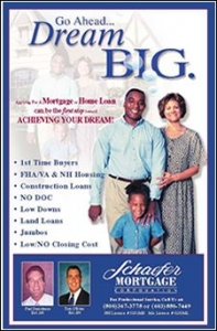 sample mortgage advertisement